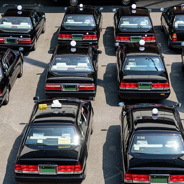 福祉系のタクシーにはいくつかの種類がある